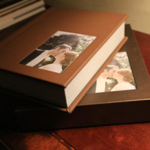 Flush Mount album and gift box