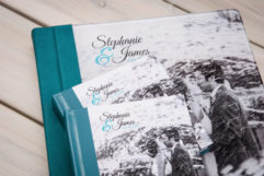 Storybook Pageas Wedding albums