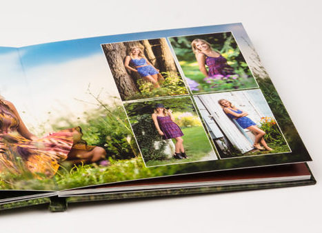 Zookbinders EZ Book flush mount album