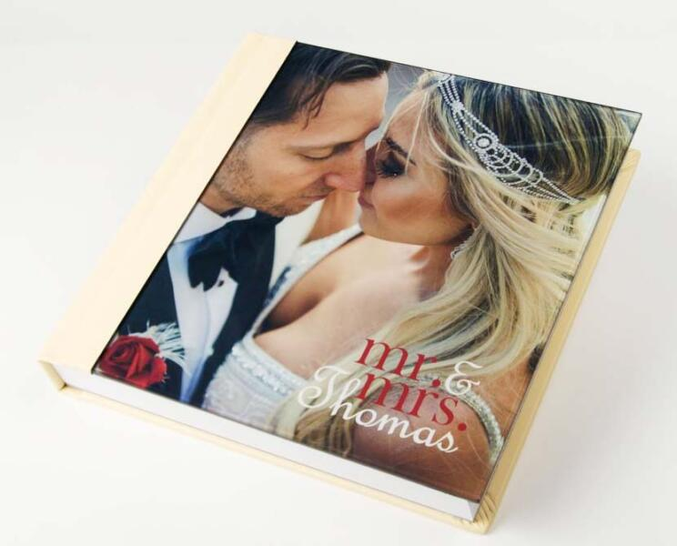 Photo Albums Direct Thick Album