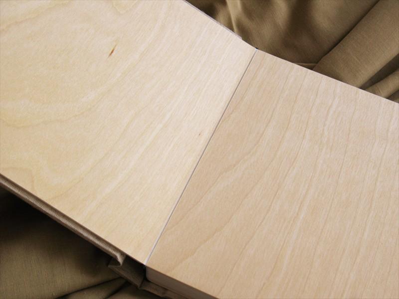 Birch Wood liner
