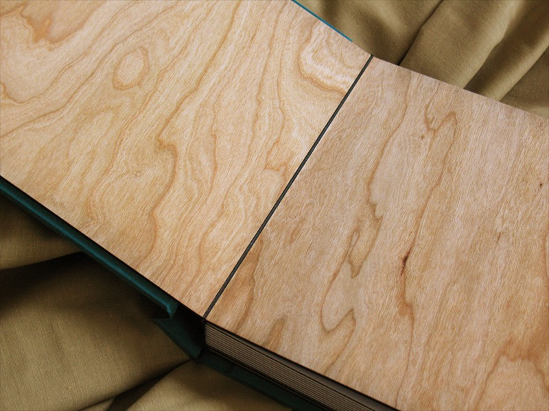 Cherry Wood Liner