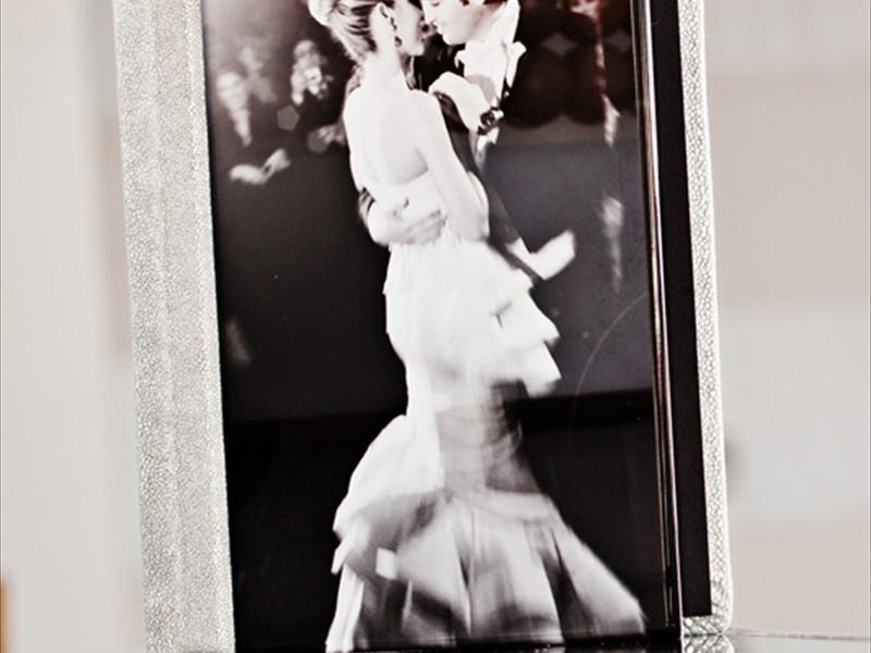 acrylic photo cover